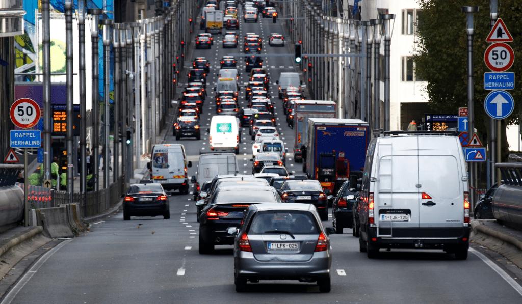 Vers la création d'un péage urbain et d'une taxe kilométrique à Bruxelles ?