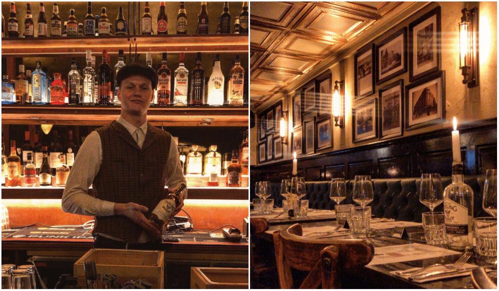Insolite : un bar Peaky Blinders à seulement 2h de Bruxelles !