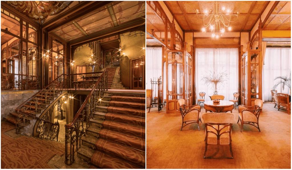 L'Hôtel Solvay de Victor Horta devient un musée ouvert au public !