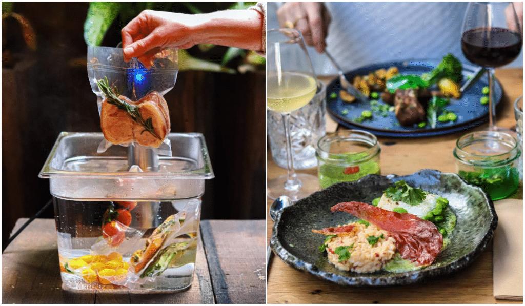 Insolite : un restaurant bruxellois où tout est à cuire chez soi !