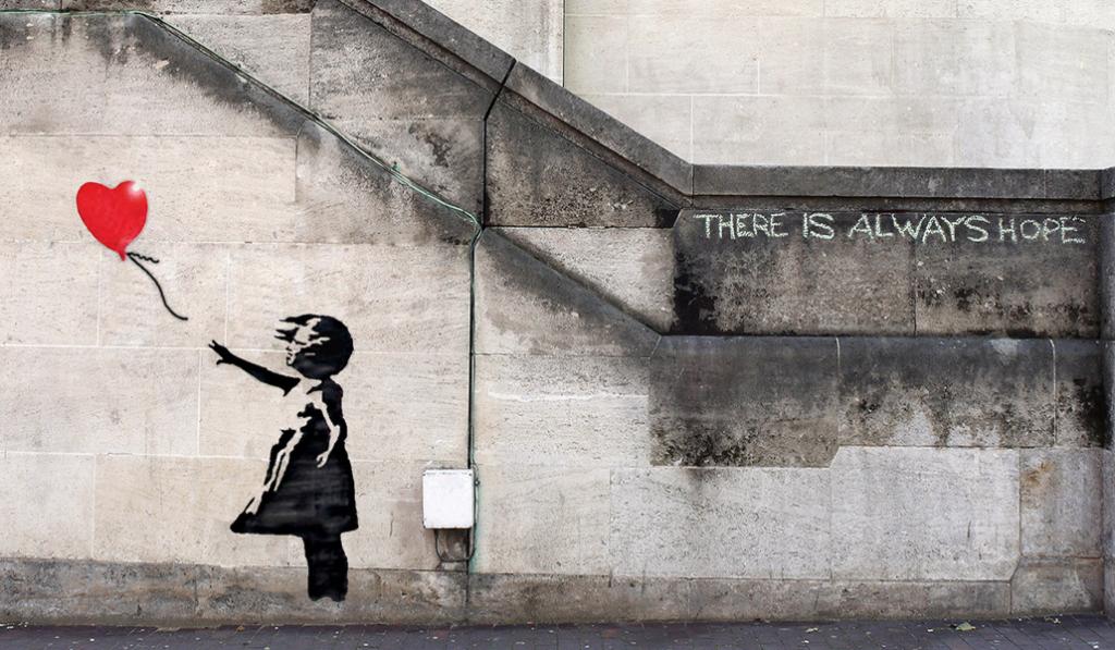 Immanquable : le célèbre street-artiste Banksy débarque à Bruxelles !