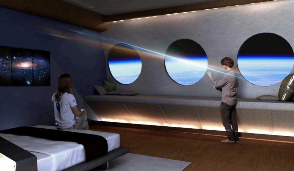 Insolite : le premier hôtel dans l'espace ouvrira ses portes en 2027 !