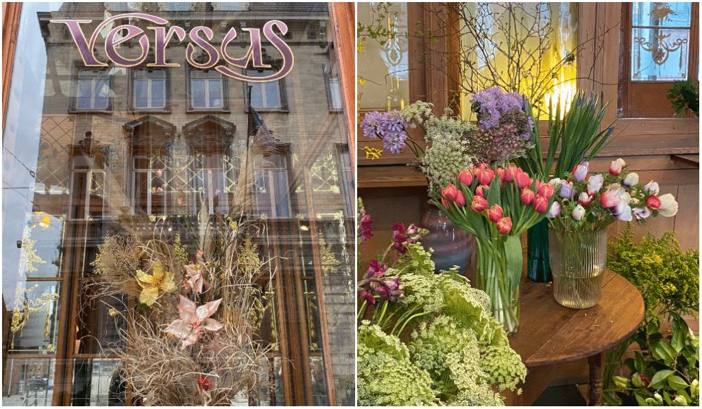 Une fleuristerie alternative s'installe dans un magnifique écrin Art Nouveau des Marolles !