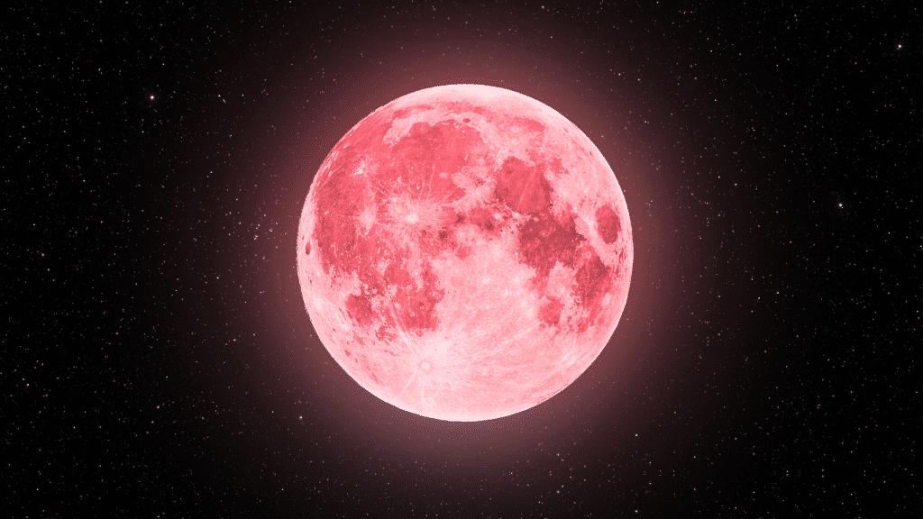 Super Lune 2021 : une splendide lune rose va éclairer le ciel ce 27 avril 2021 !