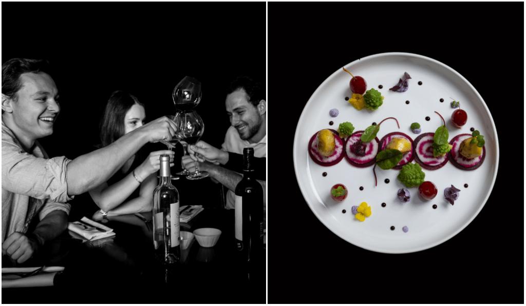 Un restaurant où il est possible de dîner dans le noir s'installe de façon permanente dans un hôtel 5* de Bruxelles !