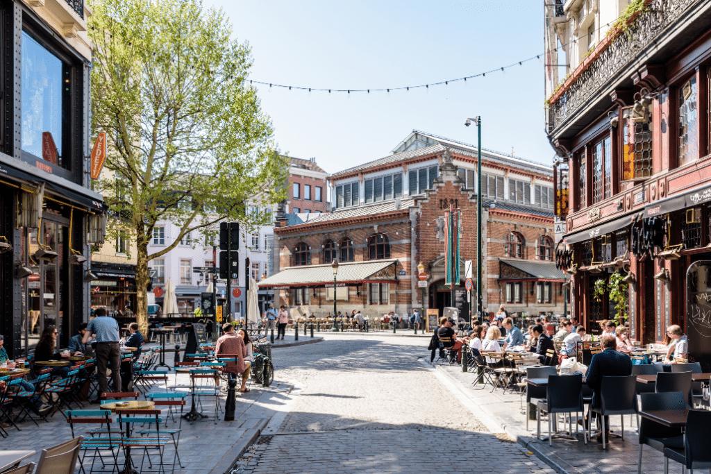 Coronavirus : quels sont les 8 lieux «Covid-safe» choisis par la Ville de Bruxelles pour le mois de mai ?