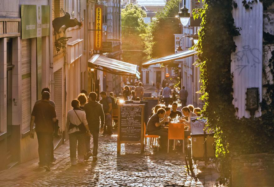 Top 20 des plus belles terrasses cachées et insolites de Bruxelles !
