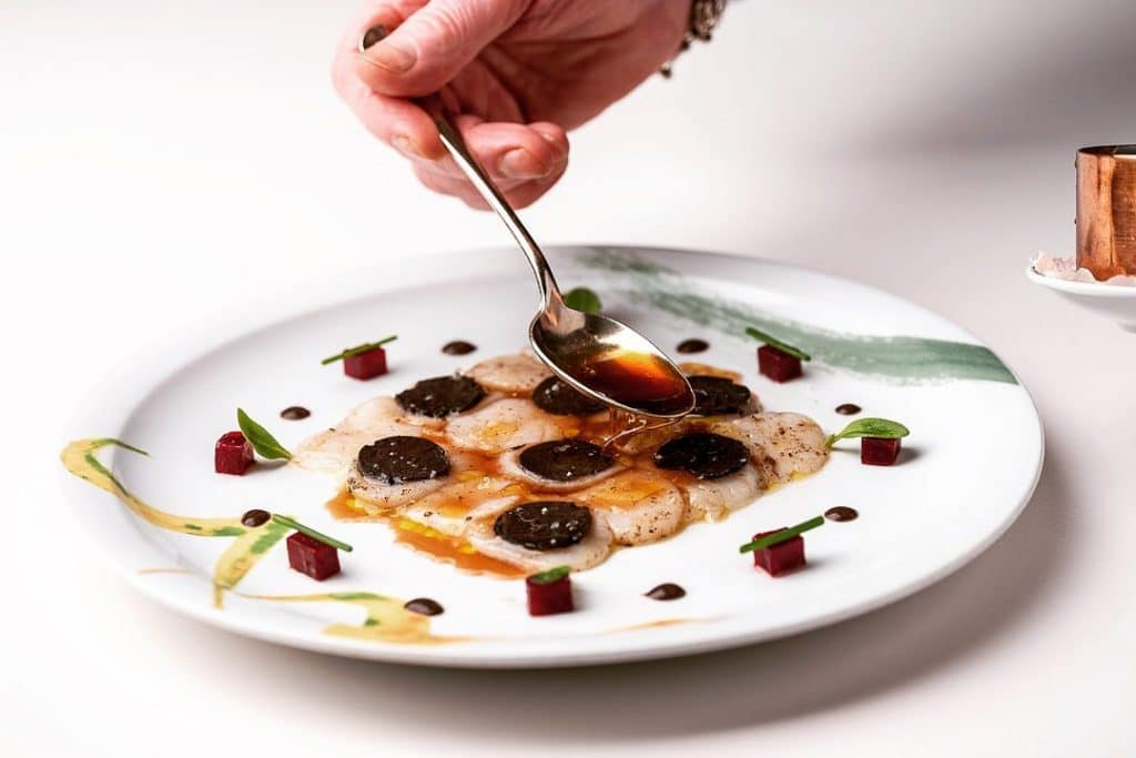 La Truffe Noire : un délicieux temple dédié à la truffe au coeur de la Cambre !