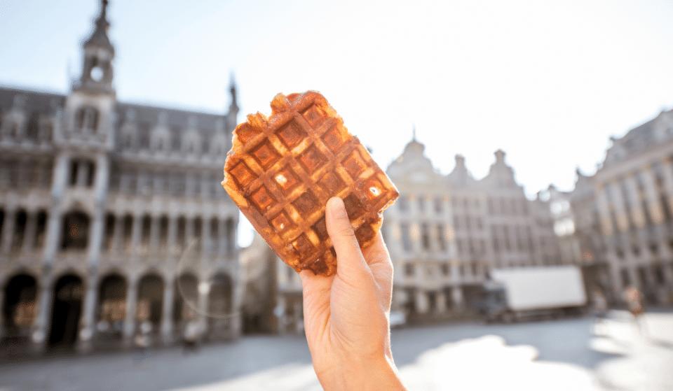 Où déguster les meilleures gaufres à Bruxelles ?