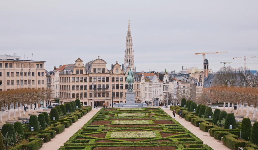 Bruxelles est dans le top 40 des villes où construire est le plus cher dans le monde