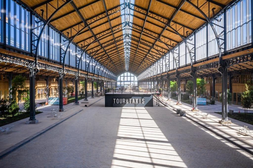 La plus grande halle gourmande d'Europe va ouvrir à Bruxelles cet automne !