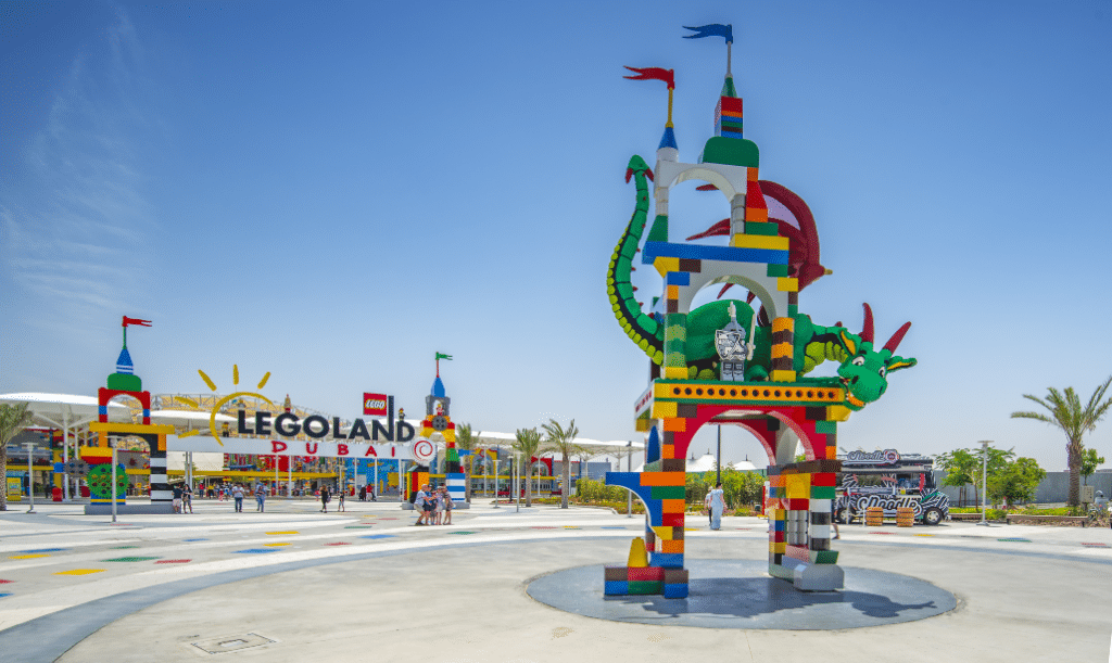 Un grand parc à thème Legoland s'installera à Bruxelles en 2022 !