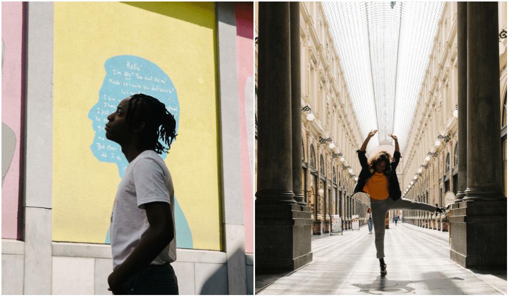 Ils créent un circuit des spots les plus Instagrammables de Bruxelles… et c'est magique !