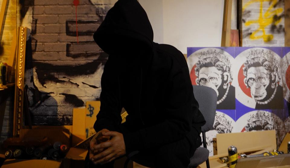 On a testé l'expo Banksy, le rendez-vous culturel incontournable de l'été à Bruxelles !