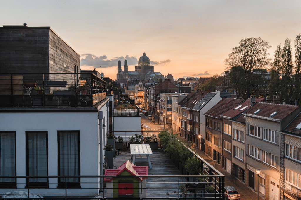 8 villas et appartements de rêve (inabordables mais beaux) à louer à Bruxelles