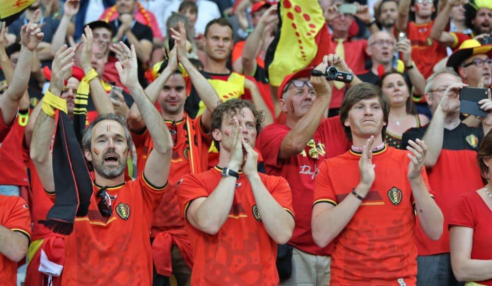 Assistez au match Belgique-Italie de l'Euro 2021 sur écran GÉANT ce soir à Bruxelles !