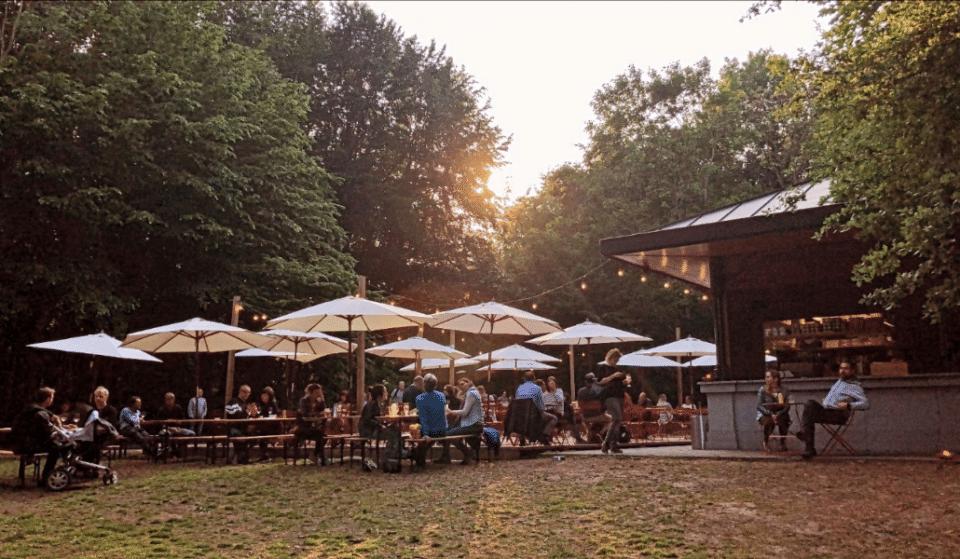 Du cinéma en plein air GRATUIT va faire son apparition dans le bois de la Cambre à Bruxelles !