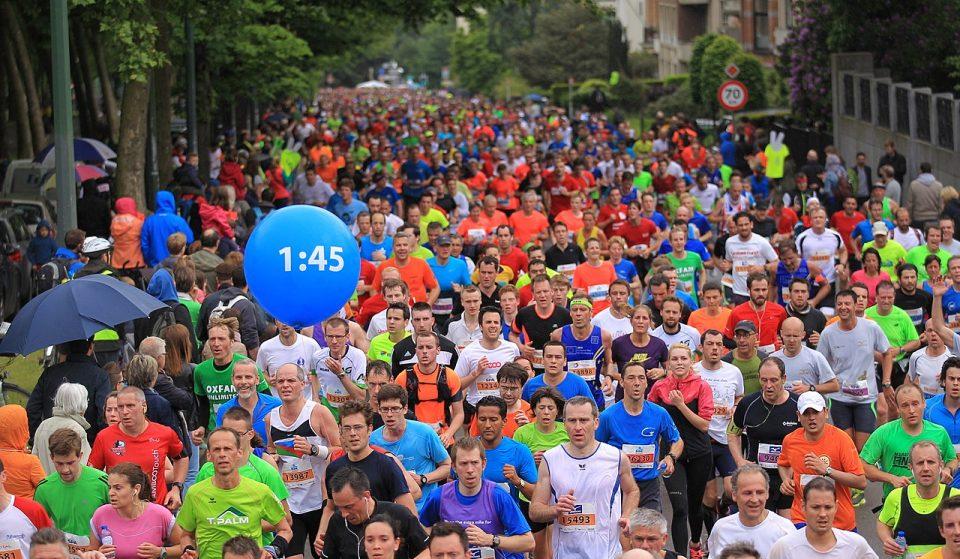 Les 20 km de Bruxelles seront de retour le dimanche 12 septembre !