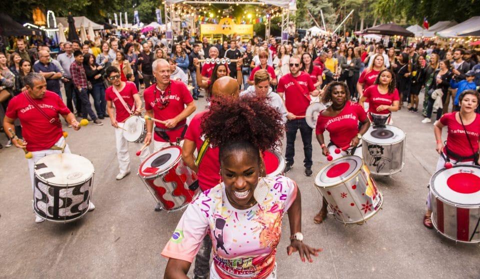 Le festival latino Fiesta Latina fait son retour à Bruxelles en septembre au bois de la Cambre