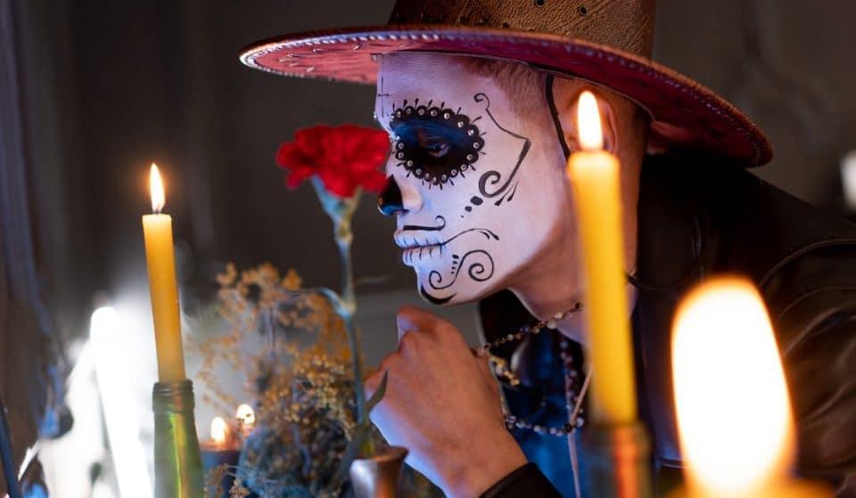 Día de los Muertos : un incroyable festival house & techno va avoir lieu au Silo Bruxelles pour Halloween !