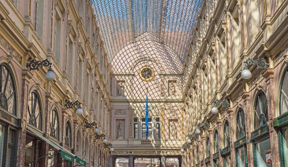 Les plus belles galeries et passages couverts de Bruxelles