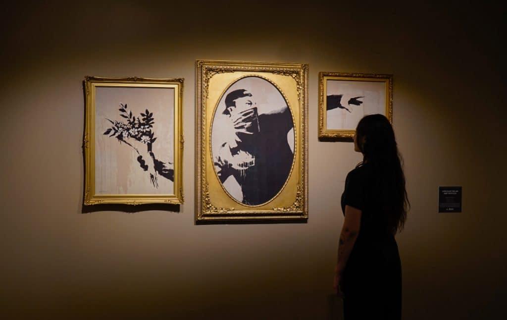 Prolongations : l'exposition Banksy, Genius or Vandal vous accueille désormais jusqu'au 2 janvier 2022 !
