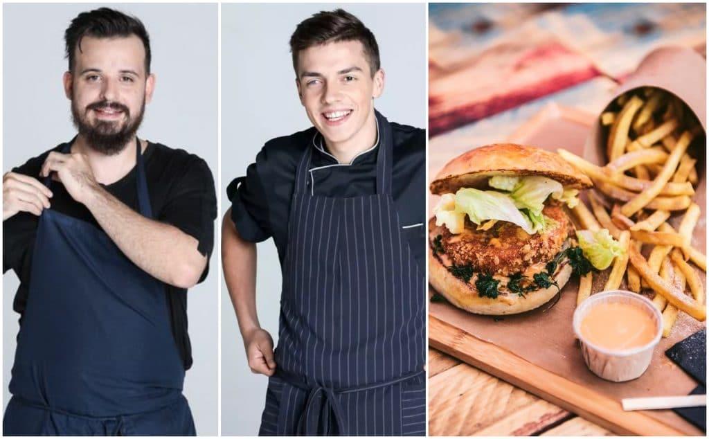 140 Degrés : le nouveau restaurant de Mallory Gabsi et Adrien Cachot (Top Chef) à Bruxelles !