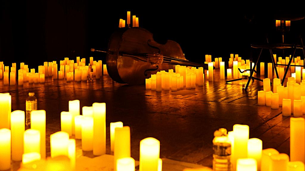 Candlelight Jazz : un concert envoûtant à lueur des bougies avec Andrea Motis !