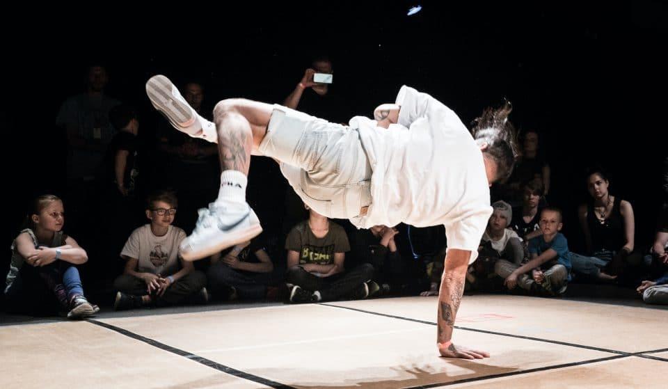 Red Bull va organiser une grande battle de danse ce week-end à Bruxelles !