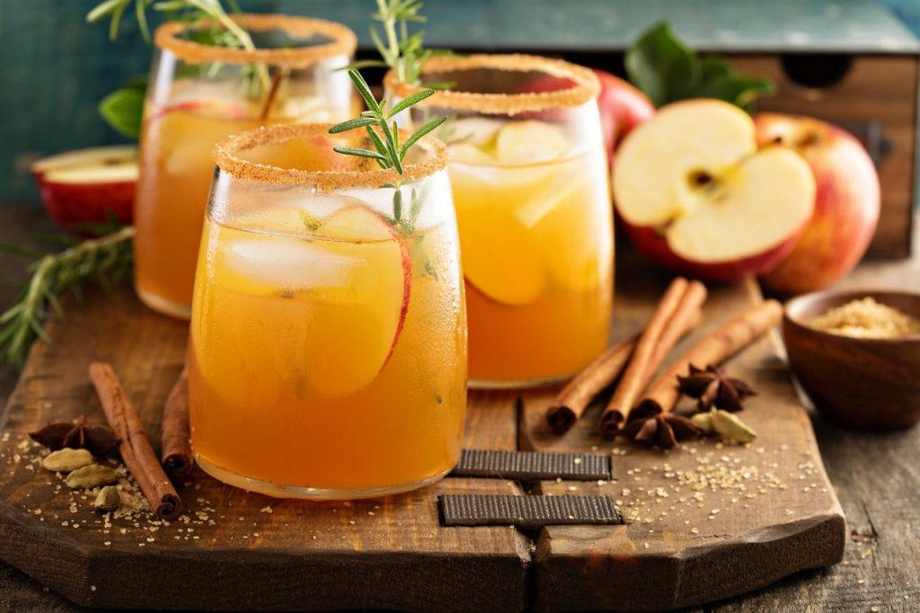 Recette : le cidre de pomme Bourbon, le cocktail star de l'hiver !