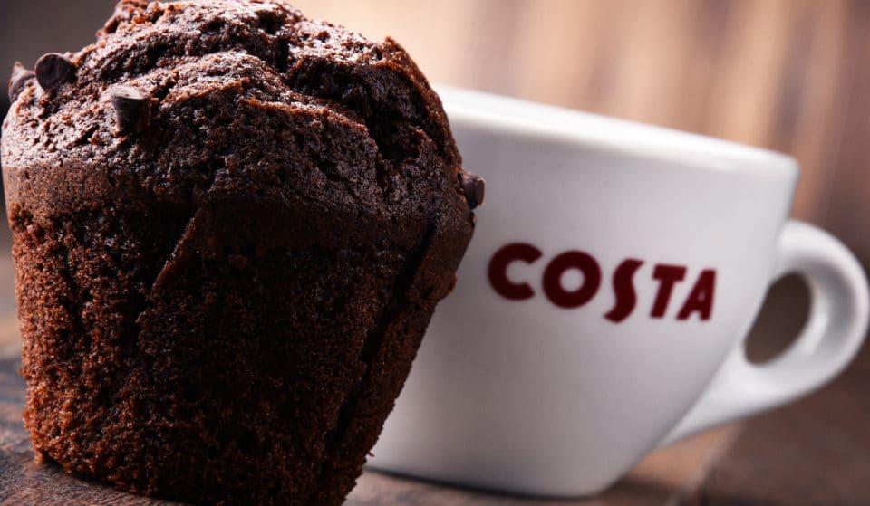 Le géant du café Costa Coffee s'installe enfin en Belgique !