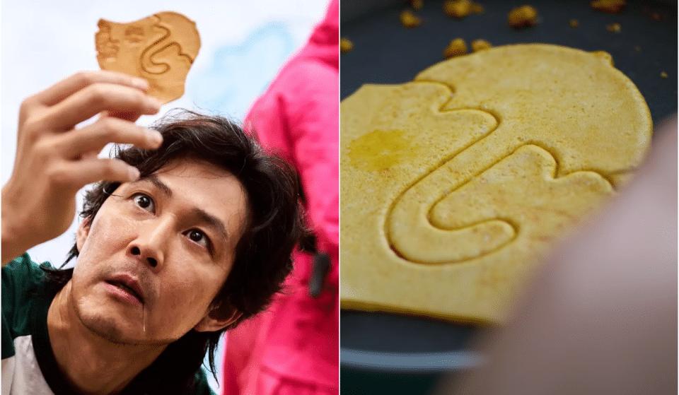 Squid Game : la recette des gâteaux qui cartonnent sur les réseaux sociaux !