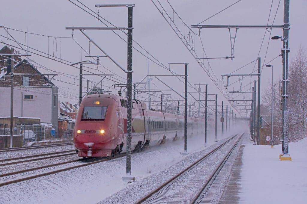 Le train Thalys Neige reliera de nouveau les Alpes à Bruxelles dès le 25 décembre