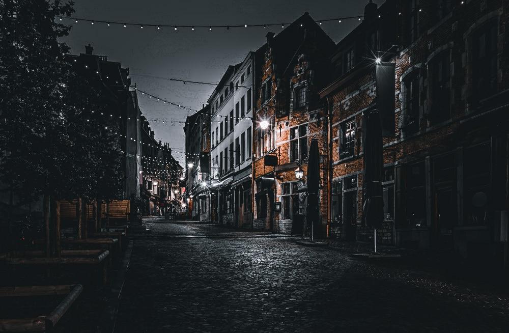 Un escape game terrifiant va avoir lieu dans les rues de Bruxelles pour Halloween !