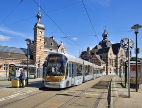 Une nouvelle ligne de tramway va relier la Gare du Nord à l'Aéroport de Bruxelles en 2027 !