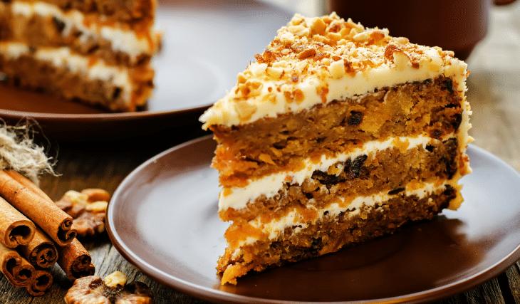 Recette d'automne : l'inratable carrot cake, le délicieux gâteau à la carotte américain