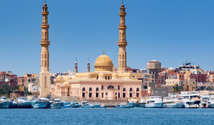 Cette saison, un nouveau vol va relier Bruxelles aux plages d'Égypte !