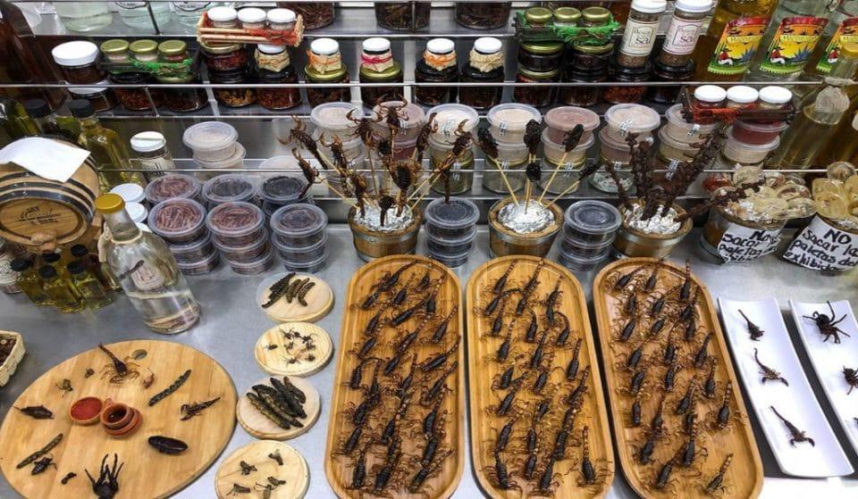 Mercado de San Juan: el hogar de la comida más exótica