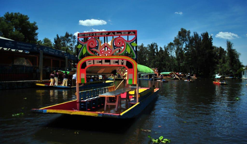 Xochimilco: la Venecia de CDMX