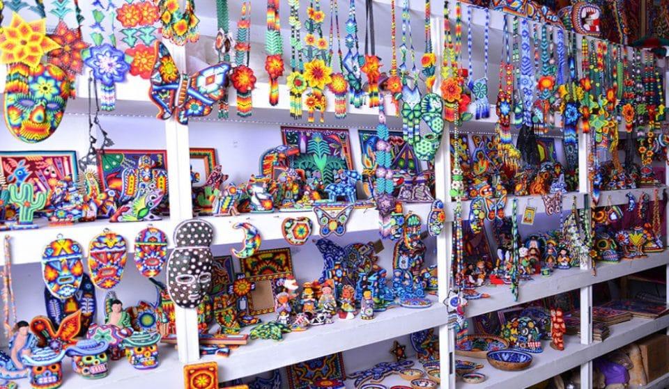 La ciudadela: el mercado de la artesanía mexicana