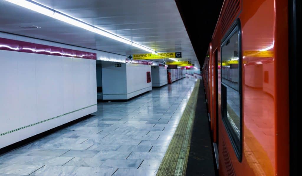 La estación secreta: el desconocido espacio del Metro de CDMX