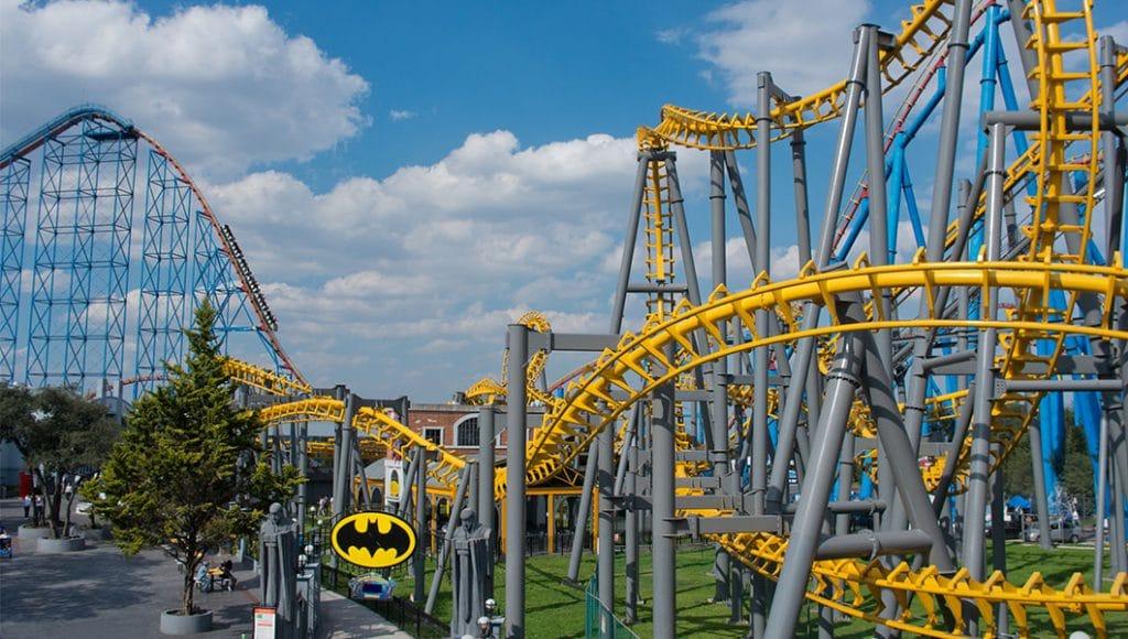 Six Flags reabre sus puertas el día de hoy