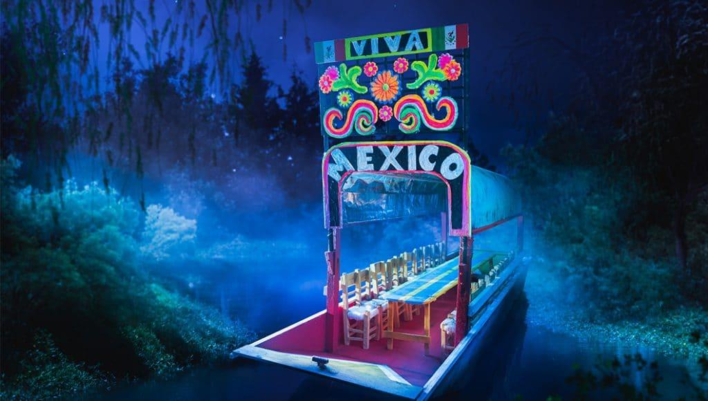 Llega La Llorona: una obra de teatro nocturna en Xochimilco