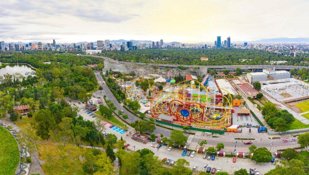 La Feria de Chapultepec se convertirá en Aztlán