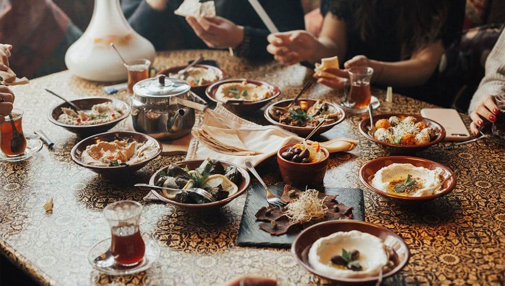 Los mejores lugares de la CDMX para comer comida árabe