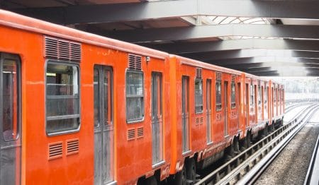 Del 10 al 14 de diciembre estarán cerradas dos estaciones del Metro
