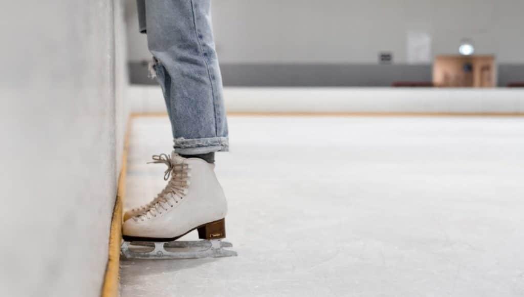 Este año no habrá pista de patinaje en el Zócalo (carita triste)