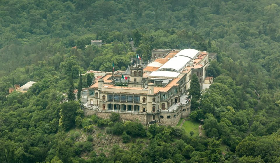 10 lugares imperdibles dentro del Bosque de Chapultepec