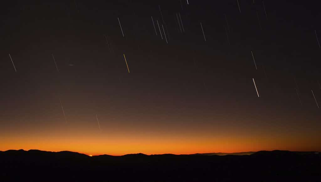 Diciembre se despide con lluvia de meteoritos, eclipse solar y planetas brillantes
