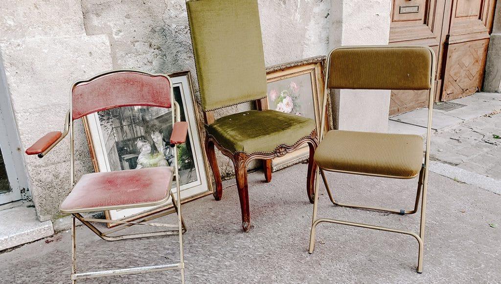 Tiendas de muebles vintage para que decores tu casa